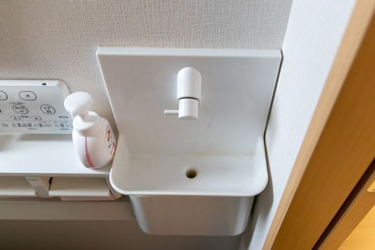 手洗いカウンター